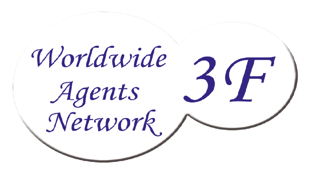 Worldwide agents network
